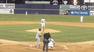 Blue Rocks John Lamb vs Salem's Nick Natoli
