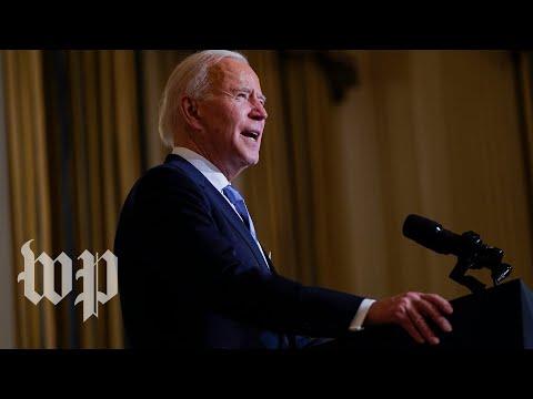 WATCH: Biden delivers remarks on plans to combat coronavirus