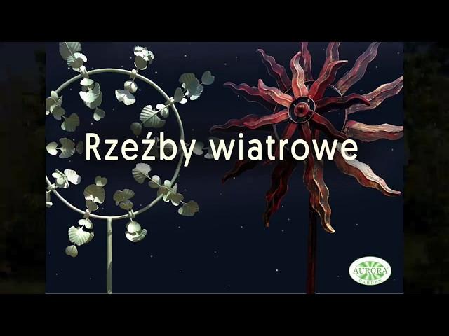 Rze?by Wiatrowe - Aurora Garden