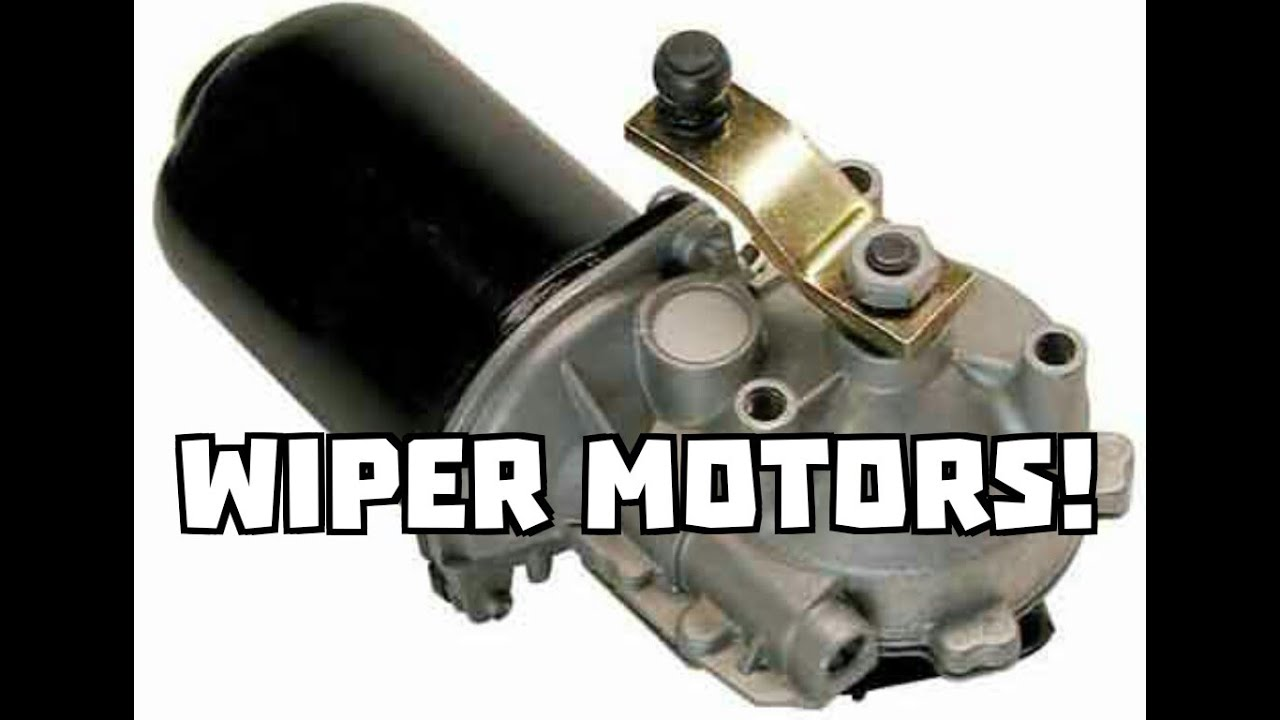 lucas tvs wiper motor wiring diagram 05 gsxr 600 headlight haunt 101 part 1 motors youtube