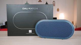 Dali Katch Hi-Fi Bluetooth Speaker Unboxing and First Impression