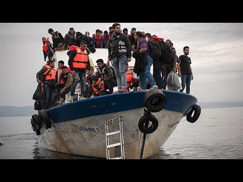 From Turkey to the Greek islands - an insight into the migrant smugglers trade