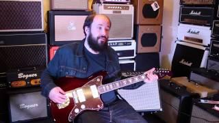 Demo Fender Jazzmaster Troy Van Leeuwen