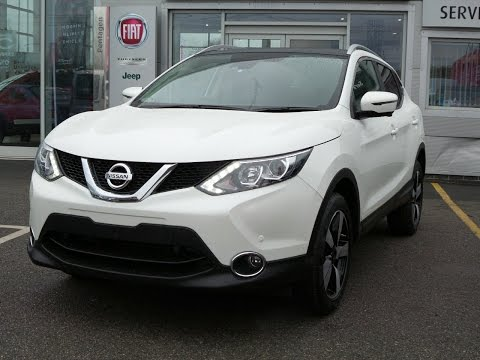 2016 16 Nissan Qashqai 1.5 DCI N-CONNECTA 5DR In Storm White
