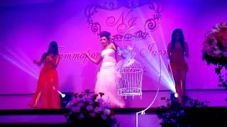 End of time & Love on top - Beyonce (surprise from The bride to her groom).