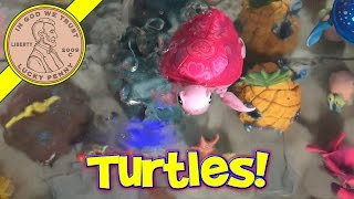 Little Live Pets Lil' Turtle, Walks & Swims!
