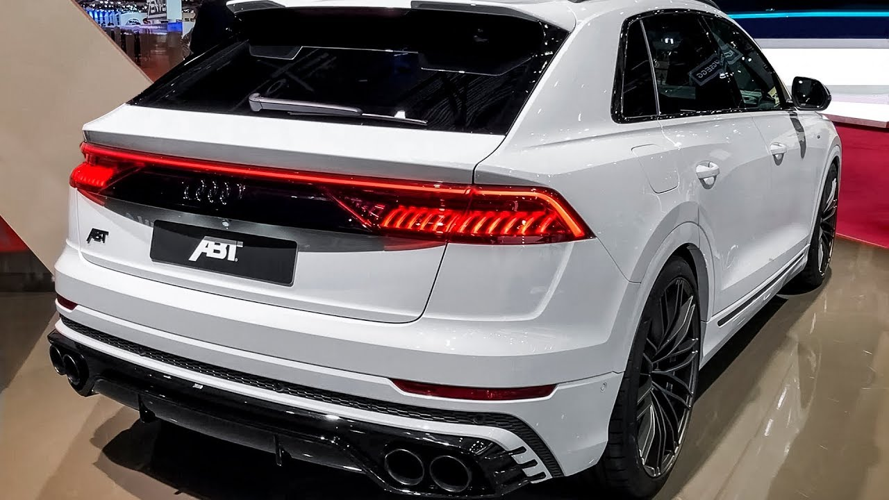 Audi Q8 ABT 2019  Gorgeous Project from ABT  YouTube