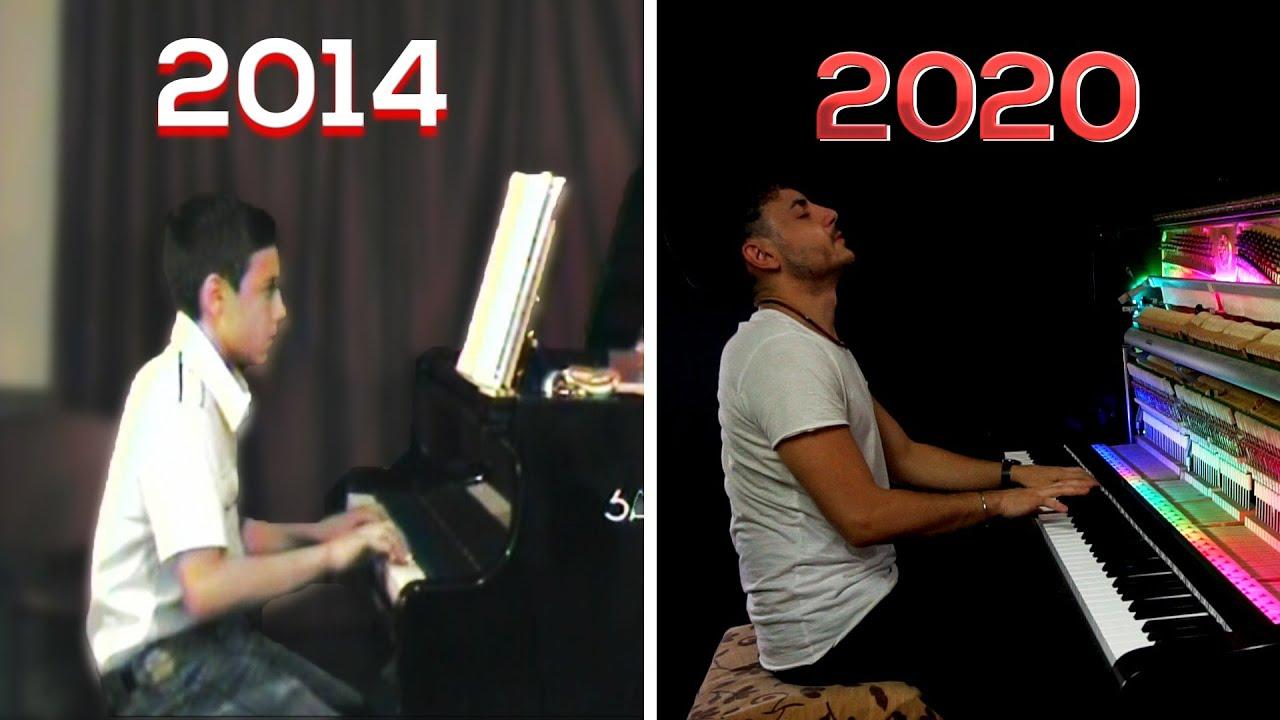 Download 6 Years of Piano Progress  2014 - 2020 