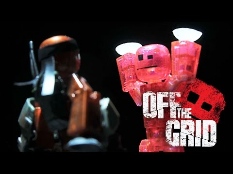 Stikbot | OFF THE GRID ☠️ - S4 Ep. 7