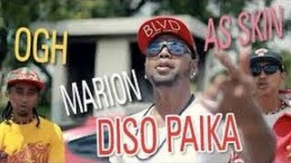 MARION FEAT  OGH & ASKIN - DISO PAIKA   2014
