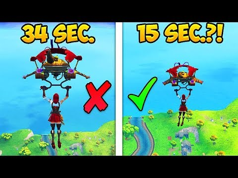 *NEW* HOW TO LAND FASTER TRICK! - Fortnite Funny Fails and WTF Moments! #367