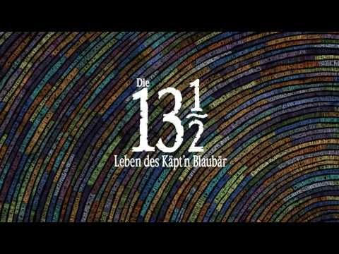 Die 13 ½ Leben des Käpt'n Blaubär YouTube Hörbuch Trailer auf Deutsch