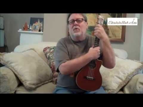 Easiest Ukulele Song Ever!!! One Chord, One String!!