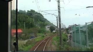 高鍋~川南 運転台展望 トレインハンターズ九州 2013/08/24