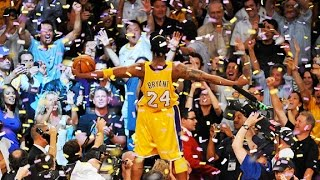 Kobe Bryant - The Show Goes On (Career Mix HD)
