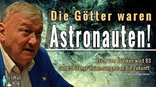 Die Götter waren Astronauten! Erich von Däniken wird 83 und 50 Jahre