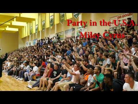 Viera HIgh School Pep-Rally Highlights