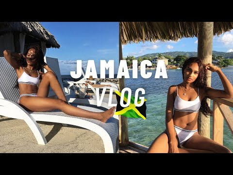 JAMAICA Vlog | Went to Montego Bay!