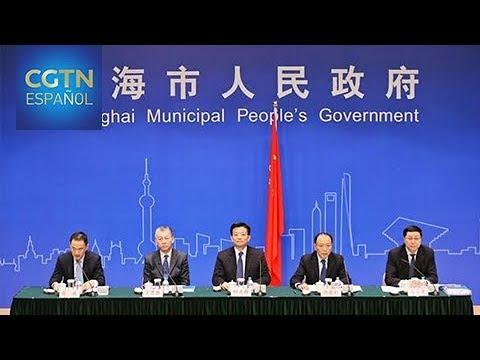 Shanghai publica plan de desarrollo urbano de 2017 a 2035