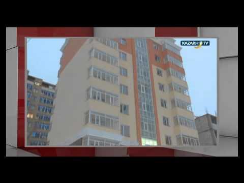 Building industry in Kazakhstan