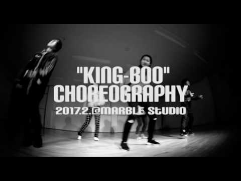 Walk It Out -UNK|KING-BOO Choreography|@Marble studio