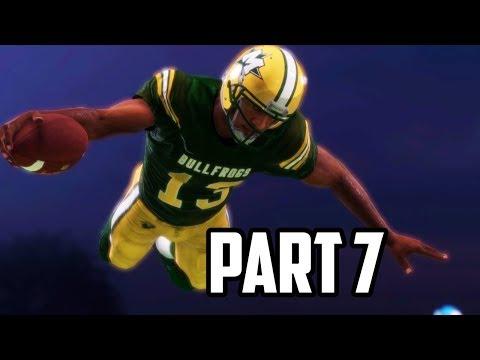 Madden 18 Longshot Gameplay Part 7 - FULL GAME - Madden 18 Gameplay Story Mode (1080p 60fps)