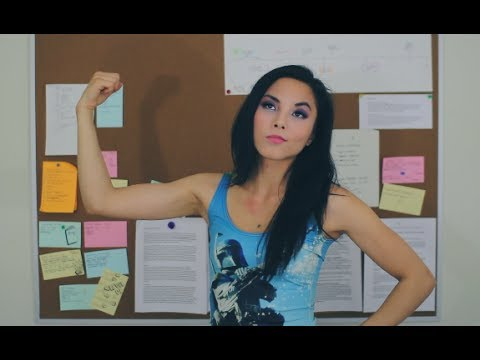How to Level Up // Anna Akana