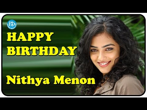 ok-bangaram-star-nithya-menen-birthday-special---happy-birthday