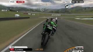 Moto GP 08 (PC) - Mugello
