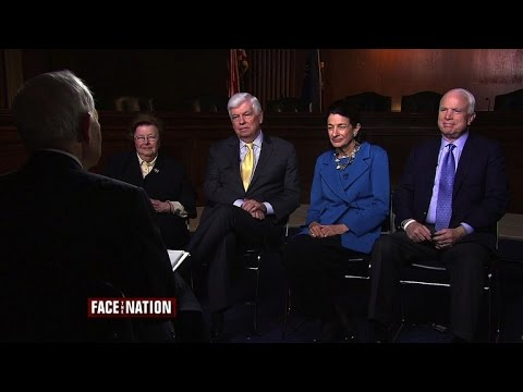 Senators look back at Ted Kennedy's legacy