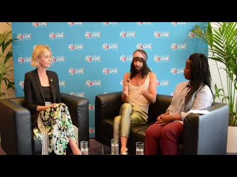 Charlize Theron, Charlize Theron Africa Outreach Project Conchita, Artist