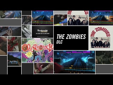 The Zombies Song Pack - Rocksmith 2014 Edition Remastered DLC