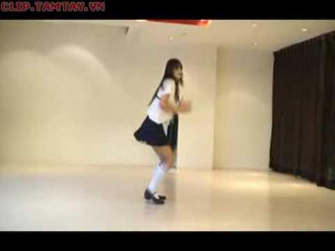 Nữ sinh Hàn Quốc tập nhảy, cực yêu - www.buzz.com.vn