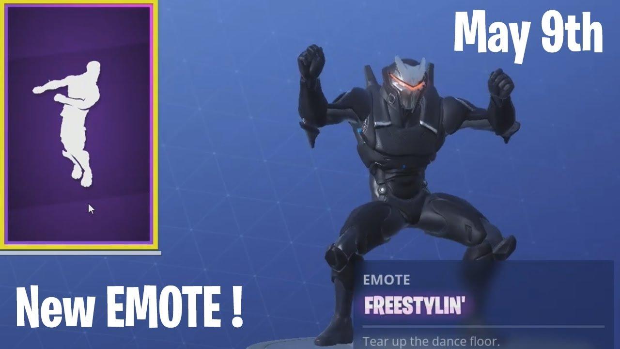 freestylin fortnite