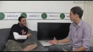 Talk mit Torwart Yavuz Karabulut (TuS Hamburg)   ELBKICK.TV