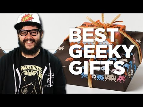 Top Ten Geeky Gifts for the Upcoming Holiday Season