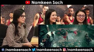 Bezubaan Phir Se Full Video | Disney's ABCD 2 | Varun Dhawan & Shraddha Kapoor | PAKISTAN REACTION