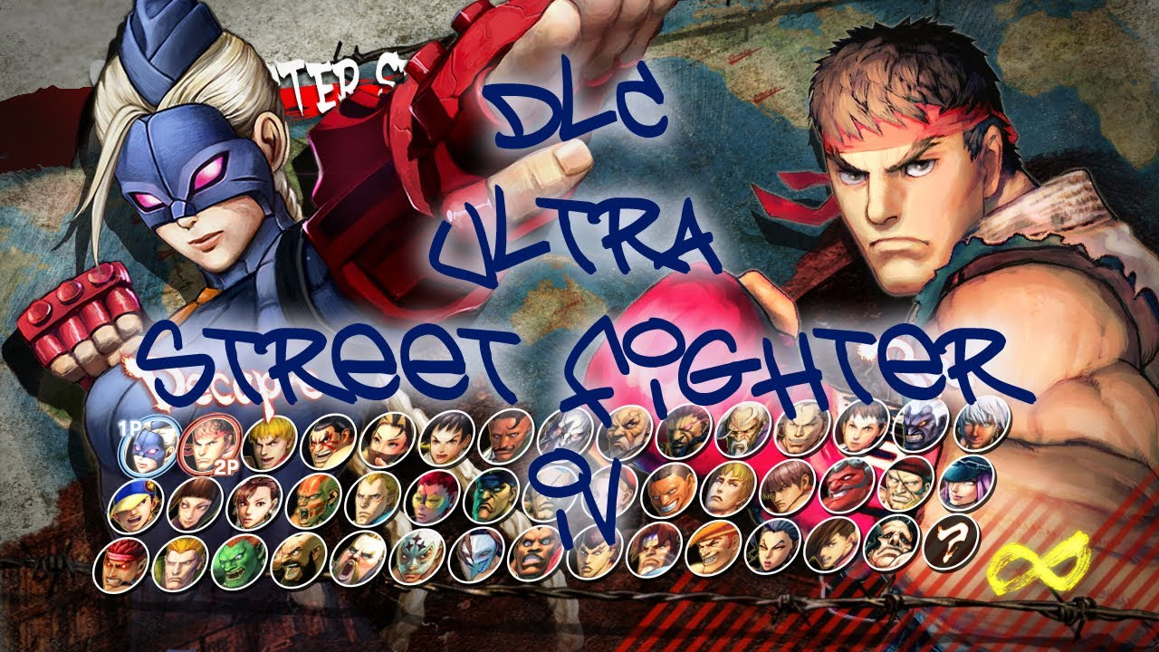 DLC Ultra Street Fighter Xbox 360 RGHJTAG YouTube