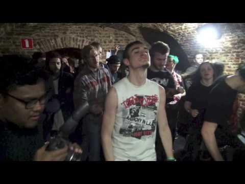 Jeruji band di Mons Belgium, 10 april 2017