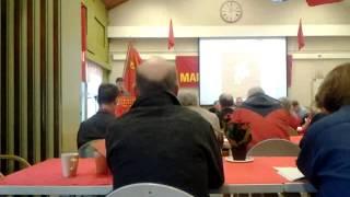 Kommunistinen Työväen Puolue(KTP) 21. Edustajakokous 2014