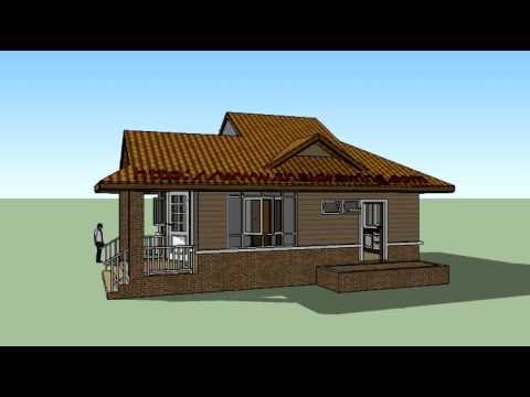 แบบบ้านสวย แบบบ้านไม้