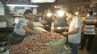 আসছে দেশীয় নতুন পেঁয়াজ | কমতে শুরু করেছে দামও | Onion Price | Somoy TV