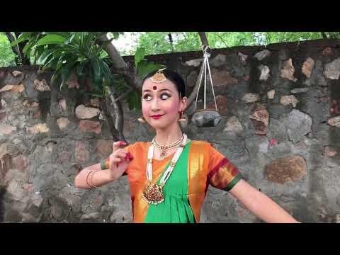 """""""The circus"""" promotion movie by Bharatanatyam"""