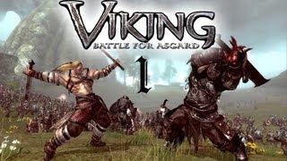 Zagrajmy w Viking Battle for Asgard (Niech rozpocznie się Wojna Bogów) part 1