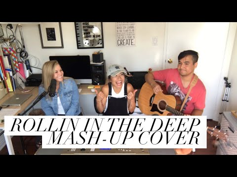 COSTCO PIANO GIRL, JESSE CANTLAY & PAIGE ZILBA Collaboration - Rollin in the Deep / The Entertainer