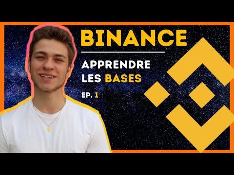 Comment Investir En Crypto Monnaie / Bitcoin ? Débuter Sur Binance En 2021 - Tuto Crypto - Ep. 1
