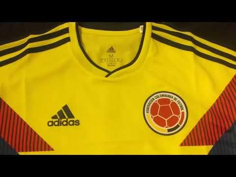 camiseta seleccion colombia precio