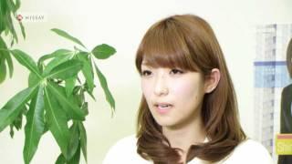 NISSAY【営業職の印象】読者モデル・小田原伶実さんの感想 thumbnail