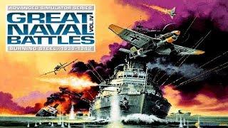 Great Naval Battles 4 gameplay (PC Game, 1995)