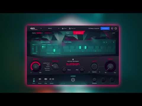 Quickstart Walkthrough | Virtual Guitarist CARBON